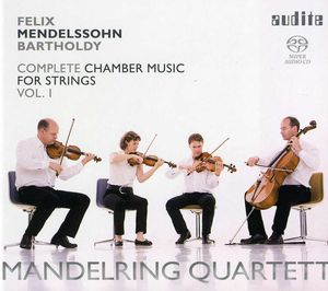 String Quartets in E Flat Major & A minor