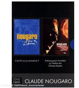 Claude Nougaro: C Est Fini Ou Ca C [Import]