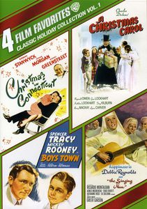 4 Film Favorites: Classic Holiday Collection: Volume 1