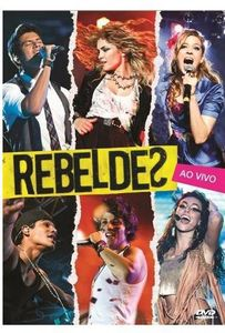Rebeldes Ao Vivo [Import]