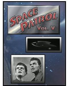 Space Patrol TV Show 5