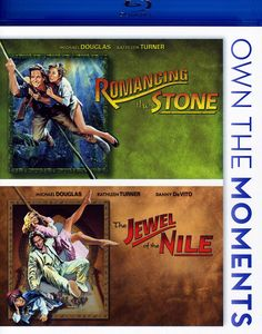 Romancing the Stone /  Jewel of the Nile