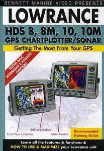 Lowrance Hds 8, 8m, 10, 10m, Gps Chartplotter - Sonar