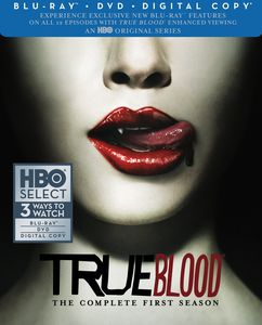 True Blood: The Complete First Season