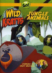 Wild Kratts: Jungle Animals