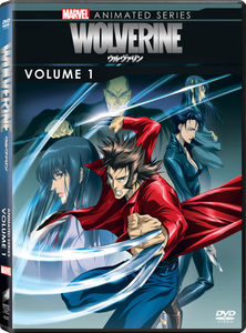 Marvel Wolverine: Animated Series: Volume 1