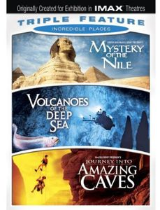 Incredible Places Triple Feature: IMAX