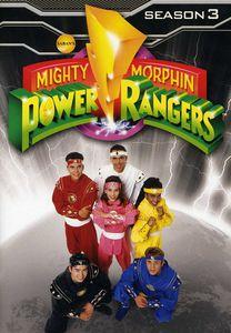 Mighty Morphin Power Rangers: Season 3