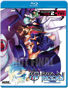 Phi-Brain: Season 2 - Collection 2