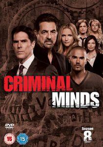 Criminal Minds-Season 8 [Import]