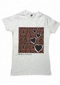 Blackheart Records Damask