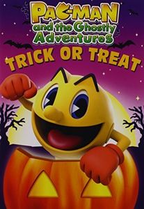 Pac-Man & the Ghostly Adventures-Trick or Treat