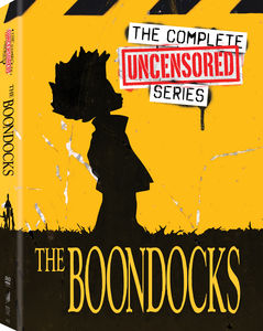 The Boondocks: The Complete Set