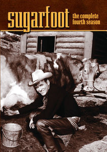 Sugarfoot: The Complete Fourth Season