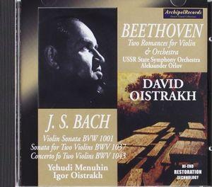 VLN Sonate BW 1001 Son