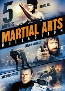 5-Movie Martial Arts Collection: East Meets West