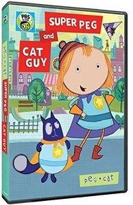 Peg + Cat: Super Peg and Cat Guy