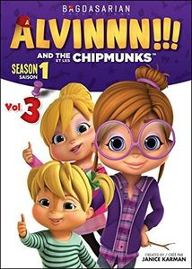Alvin and the Chipmunks: Season 1 Volume 3