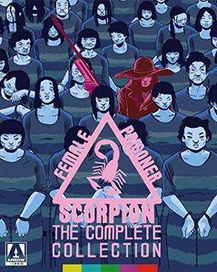 Female Prisoner Scorpion: Complete Collection