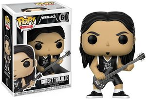 FUNKO POP! ROCKS: Metallica - Robert Trujillo