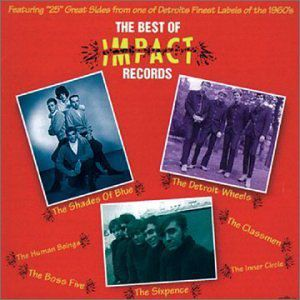 Best of Impact Records /  Various