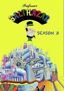 Professor Balthazar: Season 3