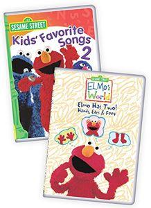 Sesame Street: Elmo's World - Elmo Has Two!/ Kids' Favorite Songs 2