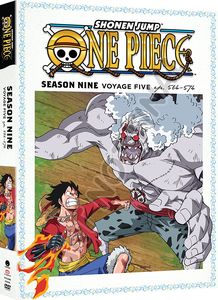 One Piece: Season Nine, Voyage Five
