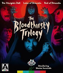 The Bloodthirsty Trilogy