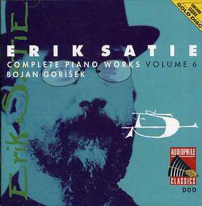 Satie: Complete Piano Works 6