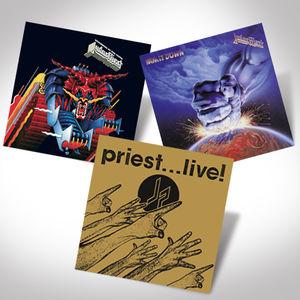 Judas Priest Lp Bundle , Judas Priest