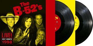 Live! Rock 'n Rockets 1998 , The B-52's