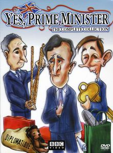 Yes, Prime Minister: The Complete Collection , John Nettleton