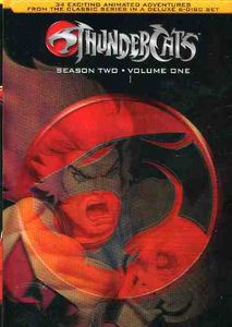 Thundercats: Season Two Volume 1