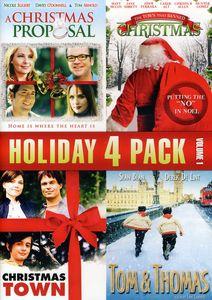 Holiday Quad Feature: Volume 1