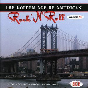 Golden Age of American Rock N Roll 9  Hot 100 Hits From 1954-1963 /  Various [Import]
