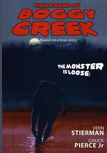 The Legend of Boggy Creek , Buddy Crabtree