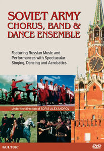 Soviet Army Chorus and Dance Ensemble