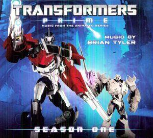 Transformers Prime: Season One (Original Soundtrack)