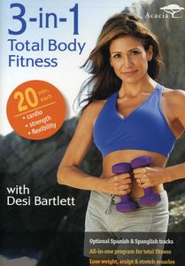 3-In-1 Total Body Fitness With Desi
