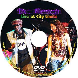 Dr Mooch Live at City Limits