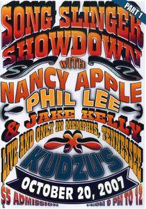 Nancy Apple's Song Slinger Showdown