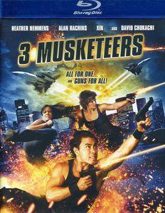 3 Musketeers