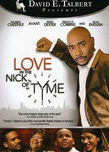 David E. Talbert's Love in the Nick of Tyme