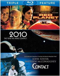 Red Planet /  2010 /  Contact