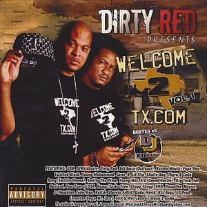 Welcome 2TX Mixtape 1