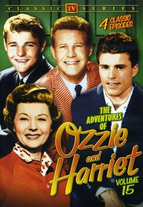 The Adventures of Ozzie & Harriet: Volume 15
