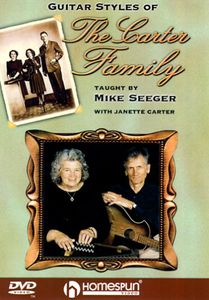 Guitar Styles of the Carter Family