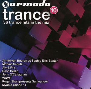 Armada Trance 10 /  Various [Import]