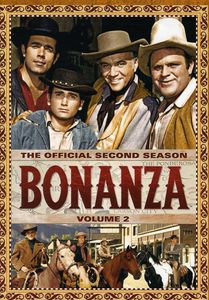 Bonanza: The Official Second Season Volume 2